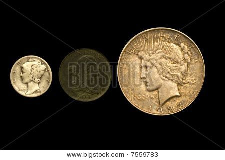 Old Liberty Coins