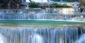 pic of waterfalls  - Beautiful waterfall - JPG