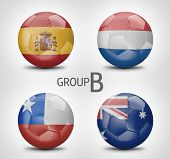 pic of holland flag  - Group B  - JPG