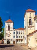 stock photo of trinity  - Church of Holy Trinity in Kaunas Lithuania - JPG