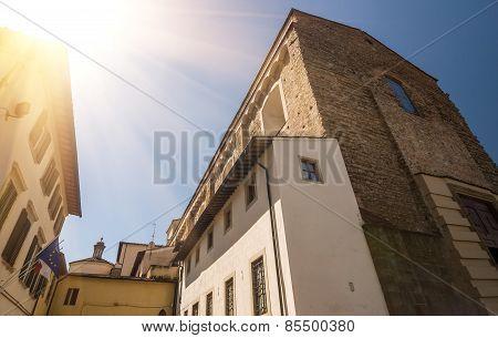 Santa Maria Del Carmine Is A Church Of The Carmelite Order