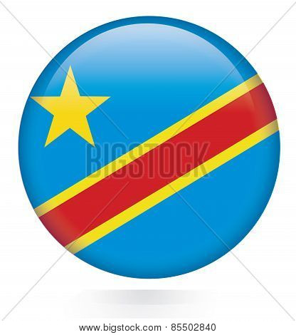 Democratic Republic of the Congo button