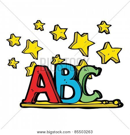 ABC cartoon