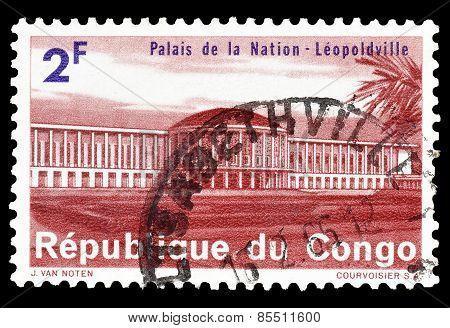 Congo 1964