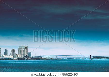 Coronado Bridge San Diego
