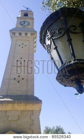 Qishleh clock