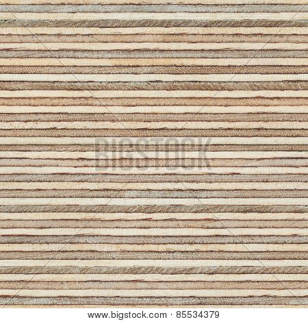 Seamless wood texture. Plywood cross cut pattern.