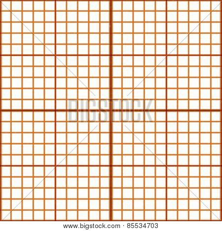 Ingeneering millimeter grid background