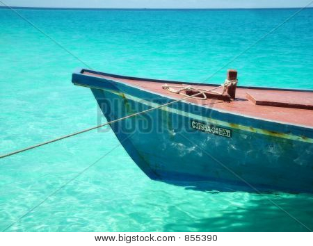 Maldivian Fishing Boat