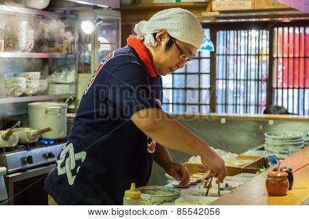 Japanese Ramen Chef