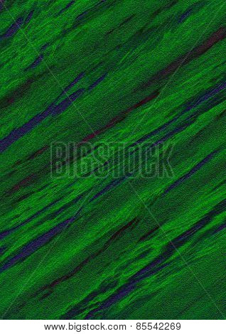 Bright background green shades covered colored flecked
