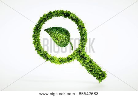 3D Eco Focus Sign