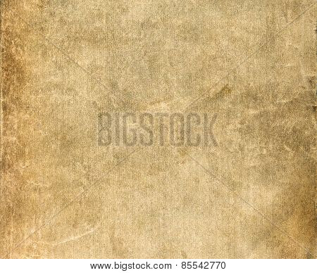 Old Paper Texture - Background With Space For Text