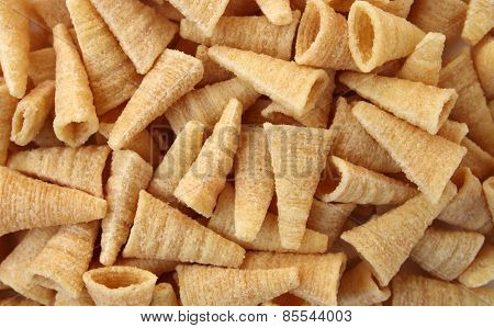 Cone Thai Snack Crisp