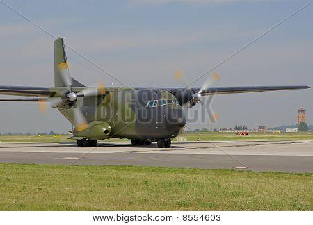 Military Cargo Plane