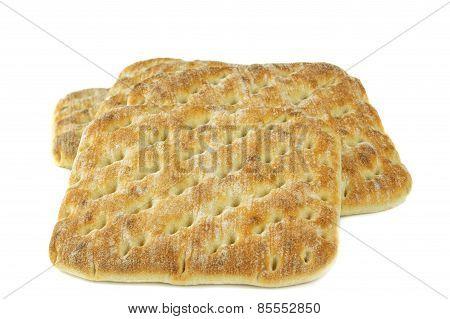 Slices of Swedish soft bread