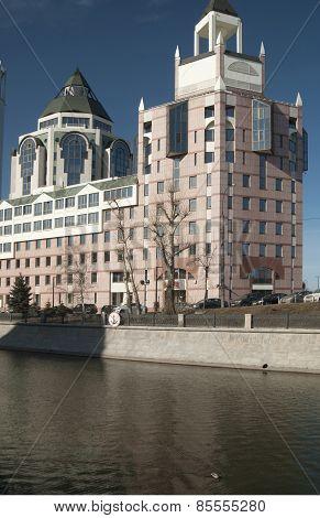 Swissôtel Krasnye Holmy Moscow