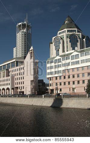Swissôtel Krasnye Holmy Moscow Complex