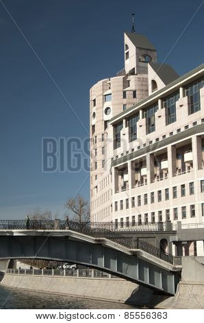 Krasnye Holmy Moscow