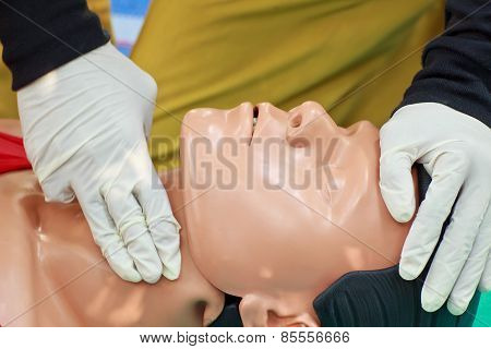 First Aid Training