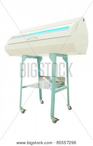 Sterilization of dental appliances