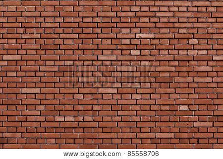 Hipsterification Brown Brick Wall Background