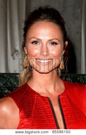 LOS ANGELES - MAR 17:  Stacy Keibler at the 2015 Impact Awards Dinner at the Beverly Wilshire Hotel on March 17, 2015 in Beverly Hills, CA