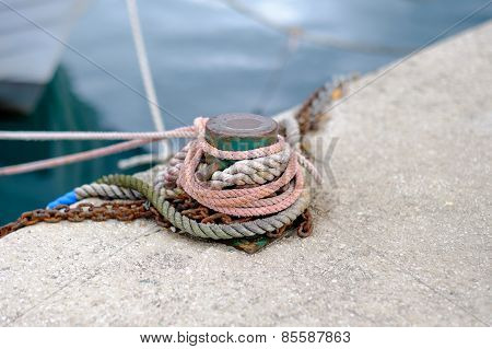 Rope On The Prow
