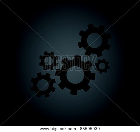 set of cogs