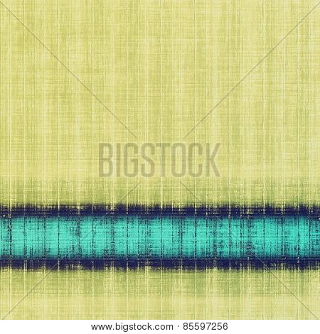 Grunge aging texture, art background. With different color patterns: yellow (beige); gray; blue; cyan