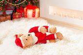pic of sad christmas  - Forgotten gift - JPG