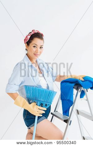 Ready To Clean
