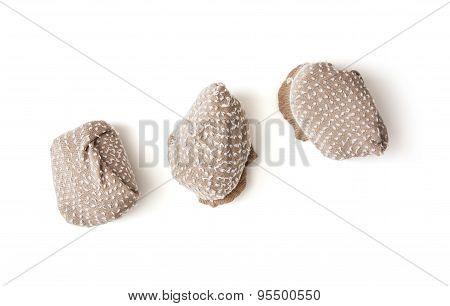 New Brown Wool Socks