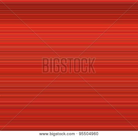 Tube Striped Background In Many Shades Of Red
