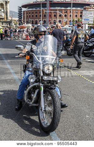 Barcelona Harley Days 2015