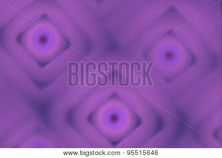 Purple diamonds abstract