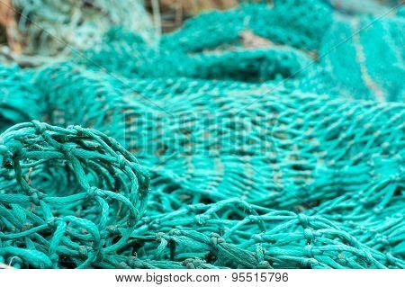 Fisher net background