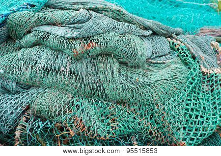 Fisher Net Background