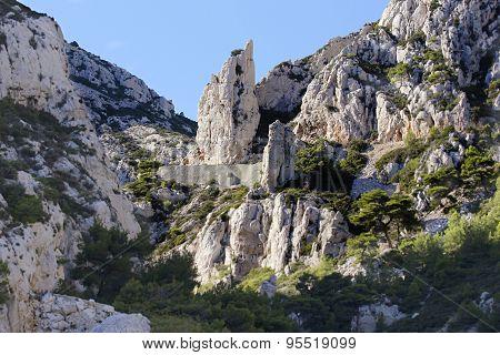 Calanque Of Cassis