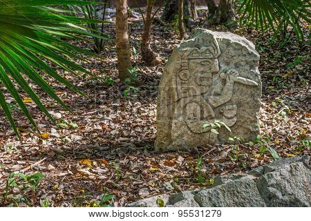 Mayan Rock