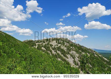 Ural Mountain