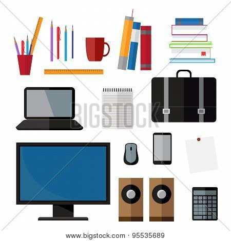 Business and study objects