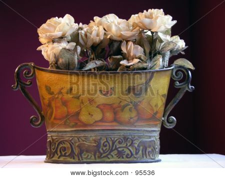 Decorative Flower Container
