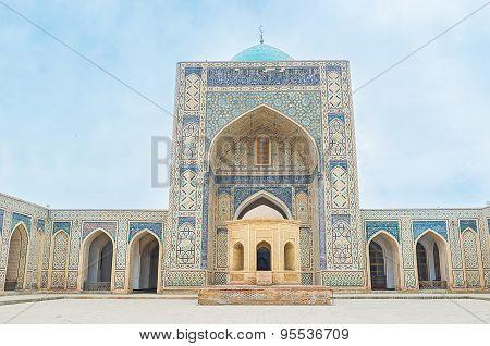 The Visit Card Of Bukhara