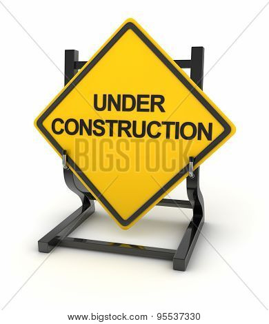 Road Sign - Under Construction