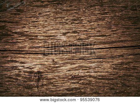 Texture of wood, pine wood dark background