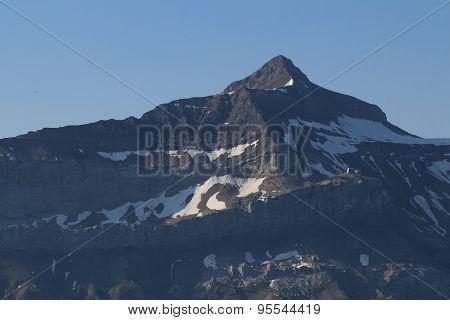 Peak Of The Oldenhorn