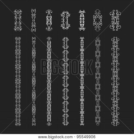 Monogram  elements