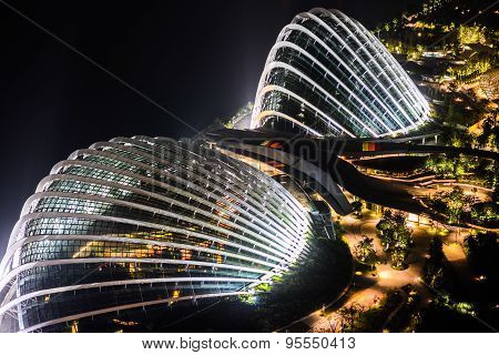 Modern Architecture In Republic Of Singapore