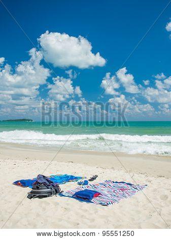 Chaweng beach, Koh Samui (Samui Island), Thailand